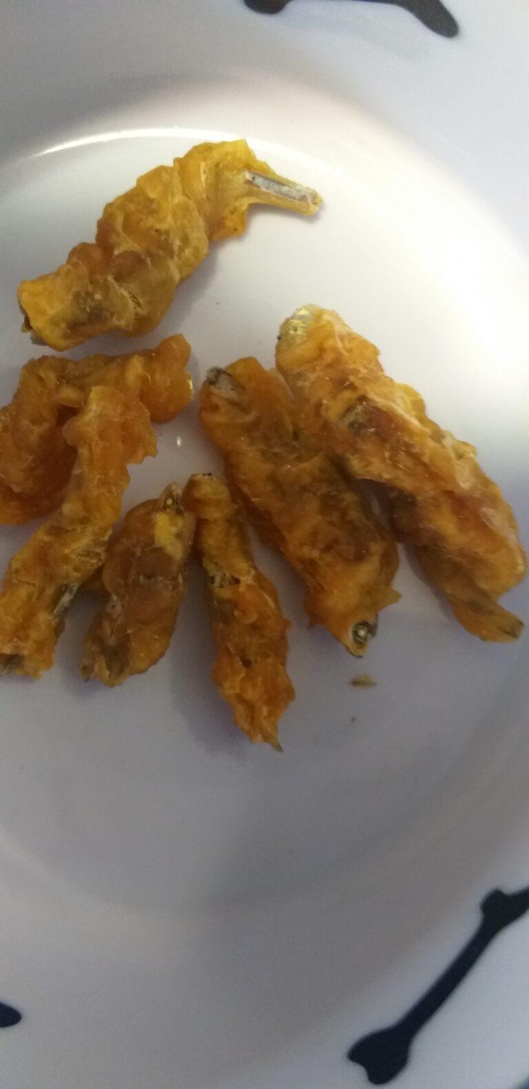 Fisch mit Hähnchen