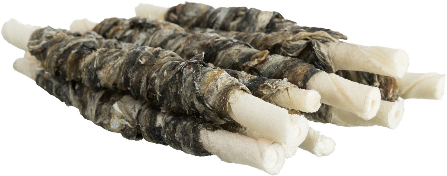 Denta Fun Fish Chewing Rolls