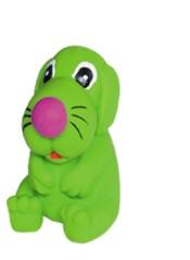 Latex Spielzeug Hunde 9 cm
